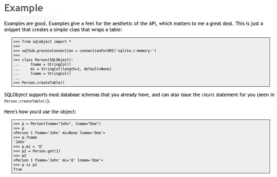 SQLObject 1.4.1