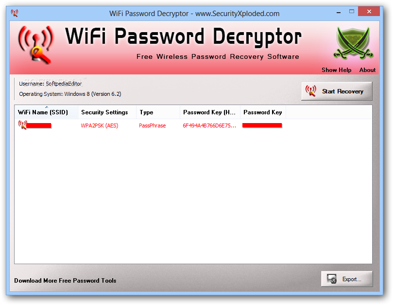 SX Wi Fi Security Suite 2.0