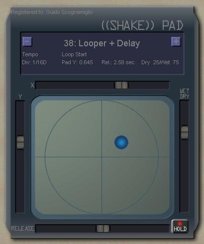 ShakePad