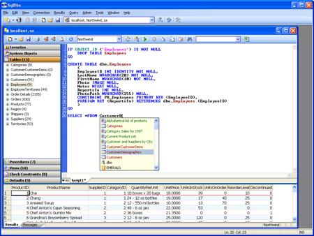 FreeSQL