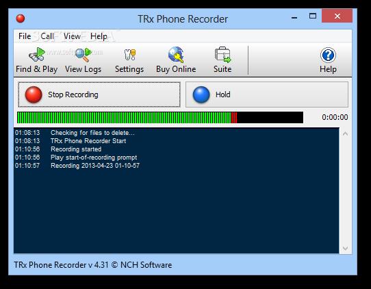 TRx Recorder