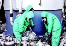 重大危险化学品事故应急处置演练程序