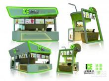 冰果咖啡厅管理系统