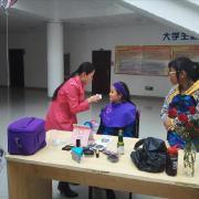 学生会少工部女生文化节活动总结
