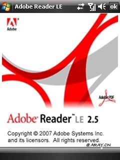 Adobe Reader LE(WM) 2.0