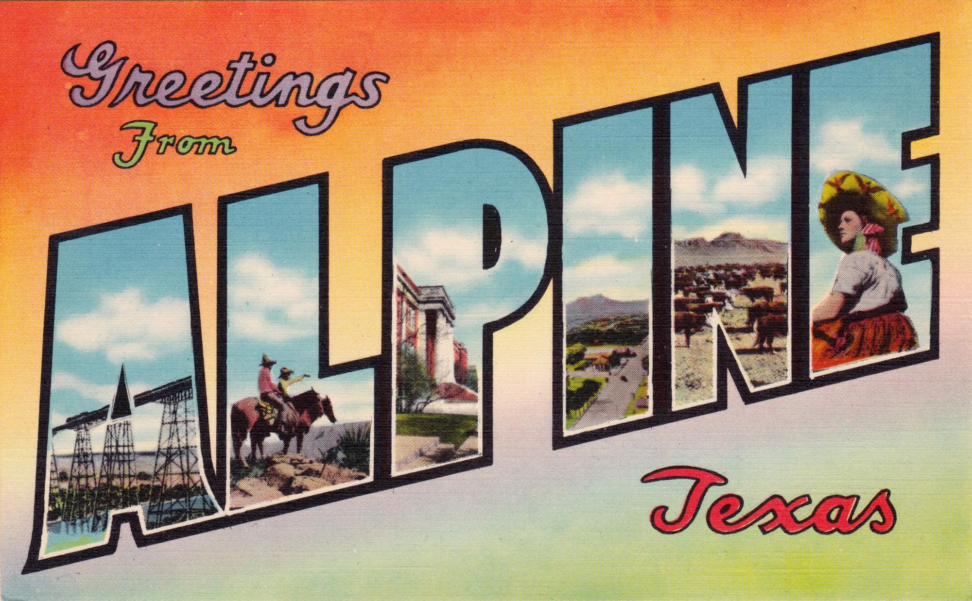 Alpine Word