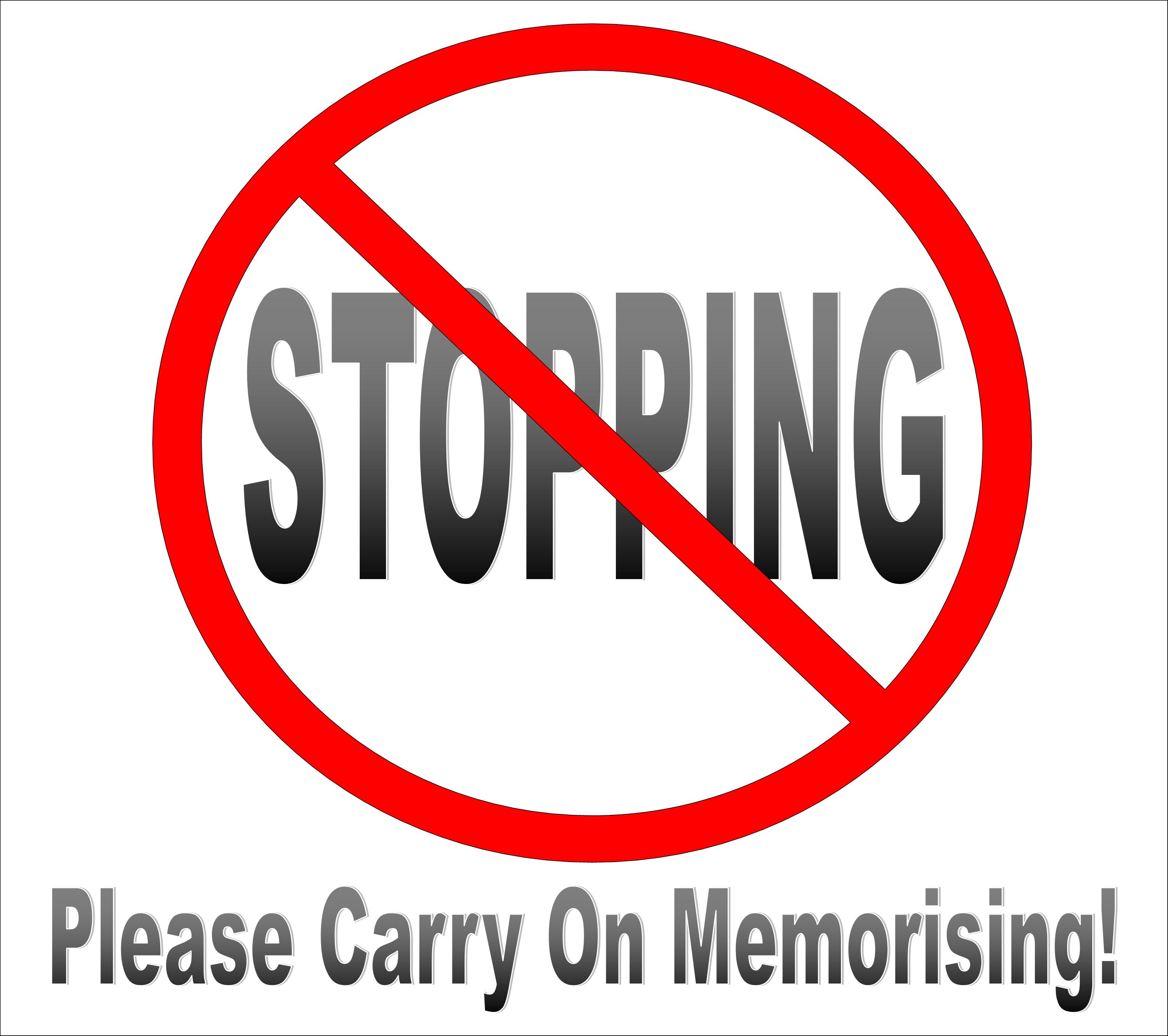 memorised