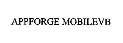 AppForge MobileVB