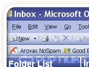 Arovax NoSpam
