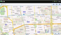 521YY公交地图导航系统