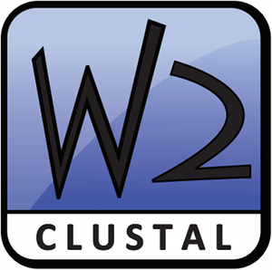 ClustalW 2.0.10