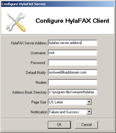 HylaFAX