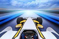 公路F1赛车