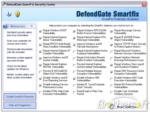 DefendGate Security Suite