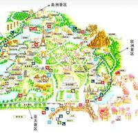 北京世界公园导游