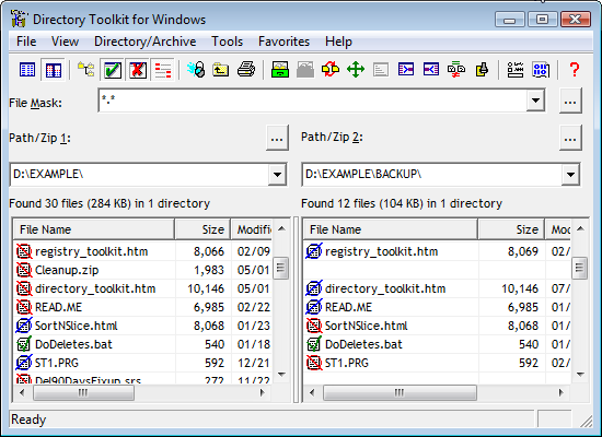Directory Toolkit