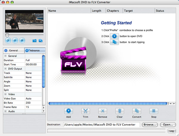 Lisasoft DVD to iPhone Converter