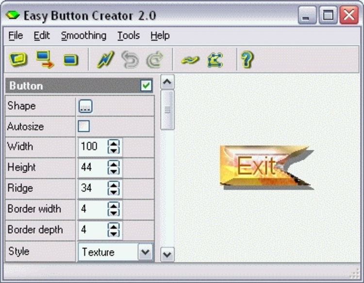 Easy Button Creator