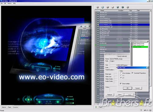 EO Video