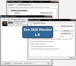 Eve Skill Monitor For Mac