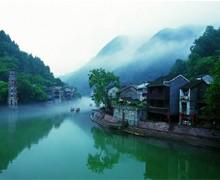 湖南袁家界游览线解说