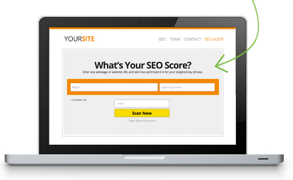 WebSite Auditor SEO Tool