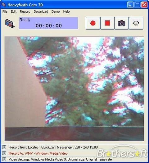 Cam 3D Webmaster Edition