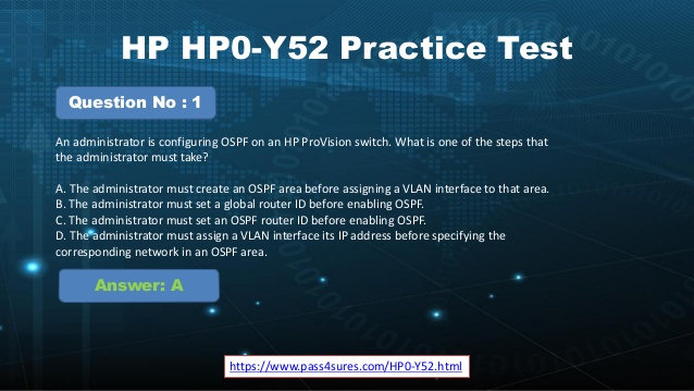 HP0-429 Free Practice Exam Questions 2013.04.14