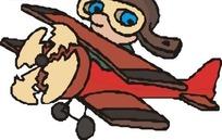 史迪奇的滑翔机...