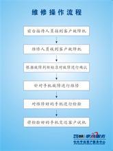 广州中瀛手机维修售后业务管理软件系统