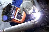 焊接实习总结:我进工厂做工人