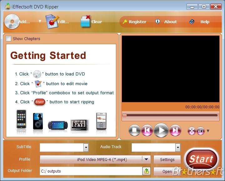 iEffectsoft DVD...