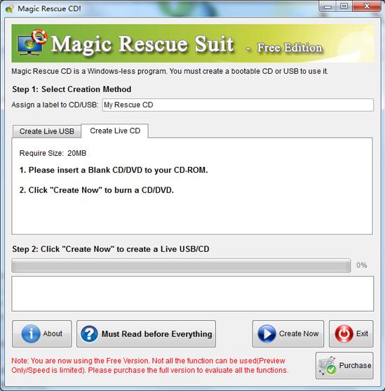 Magic Rescue