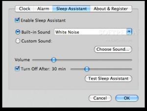 iTravel Alarm Clock Screensaver