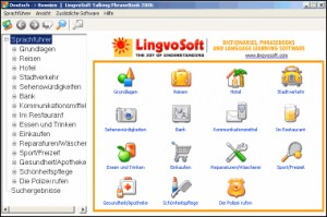LingvoSoft Learning PhraseBook 2008 German - Bosnian