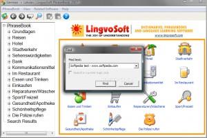 LingvoSoft Learning PhraseBook 2008 German - Latvian