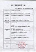 2004年度外国(地区)企业年检登记表