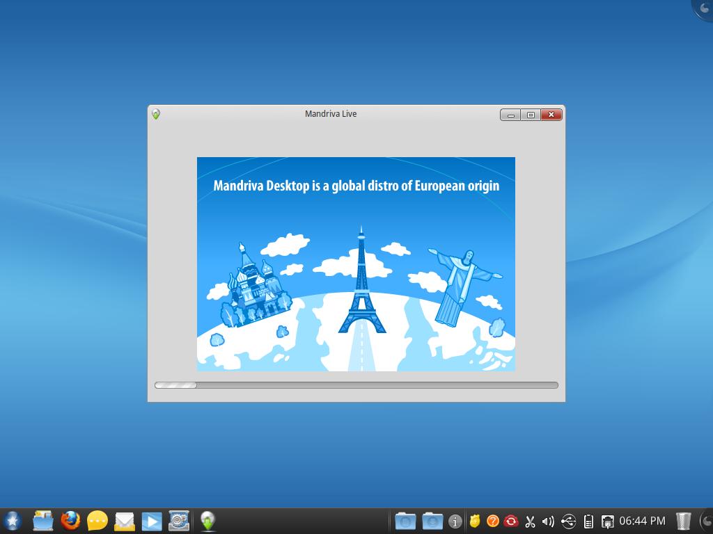 Mandriva Linux  正式版