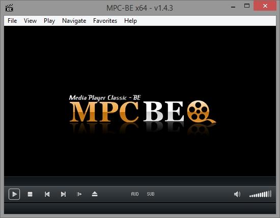 MPC-BE(x64) 1.4.3 Build 5617 Dev