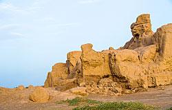 新疆吐鲁番交河故城导游词