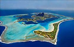 塔希提岛之旅...