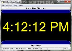 MR Tech ClockAlign