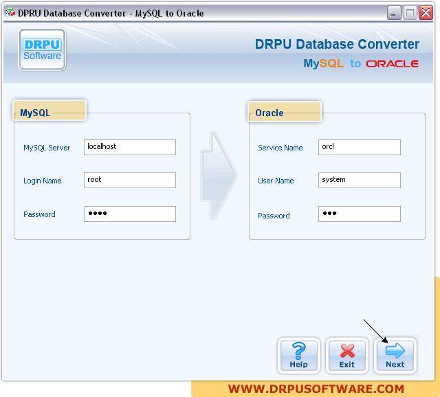 Convert Mysql to Oracle