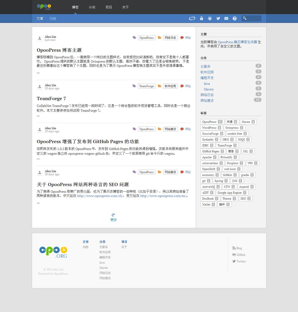OpooPress 1.0 beta