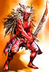《鬼武者3恶魔围...
