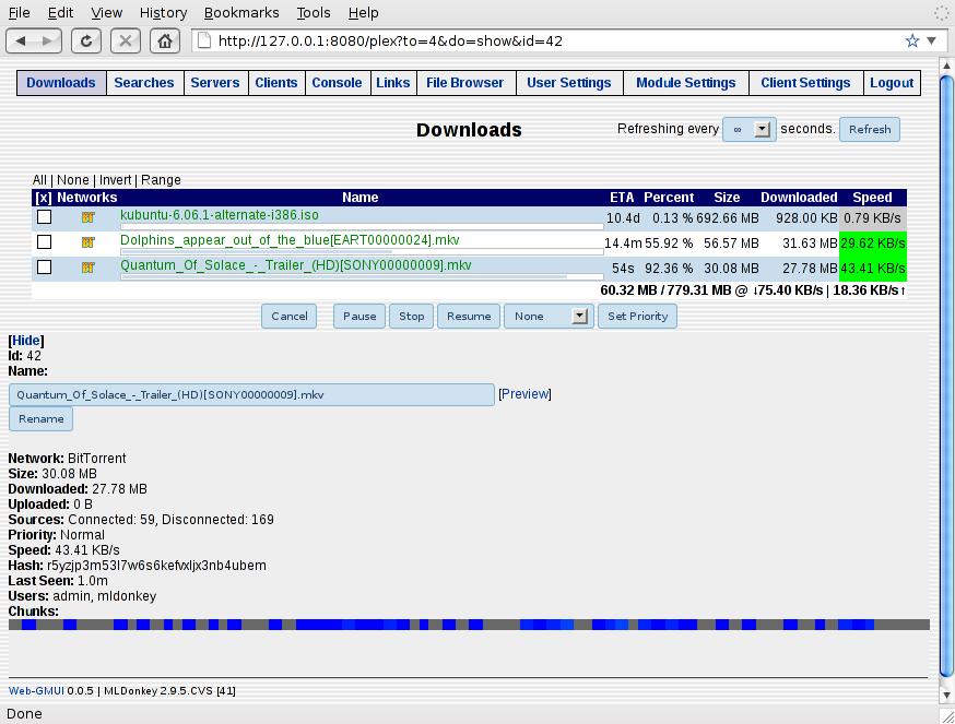 Web-GMUI