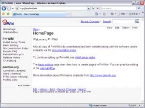 PmWiki For Mac
