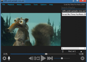 Baka MPlayer (64bit) 2.0.4