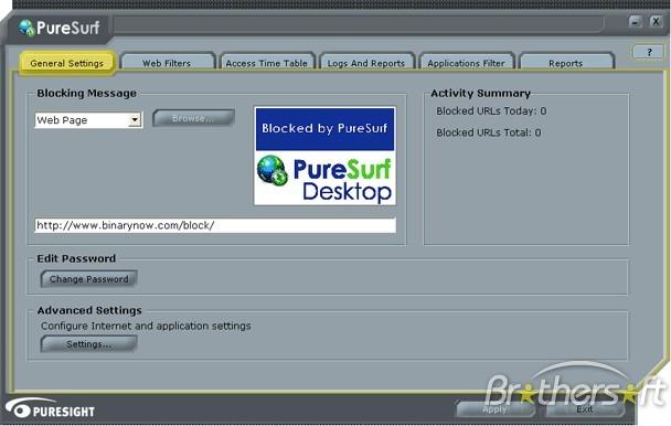 PureSurf Desktop