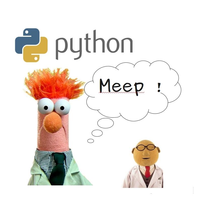 python-meep